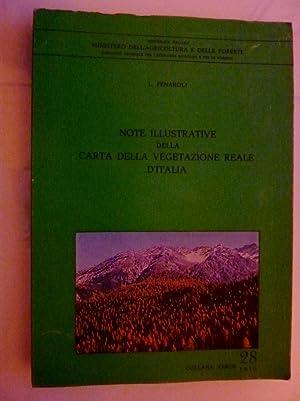 Ministero dell'Agricoltura e delle Foreste - NOTE: L. Fenaroli