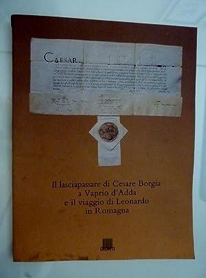 IL LASCIAPASSARE DI CESARE BORGIA A VAPRIO: AA.VV.