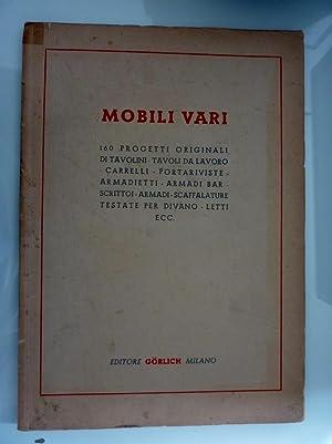 """MOBILI VARI"""": AA.VV."""