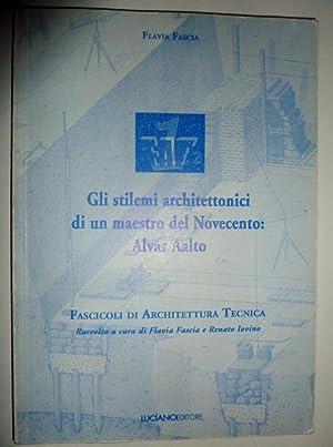 GLI STILEMI ARCHITETTONICI DI UN MAESTRO DEL: Flavia Fascia