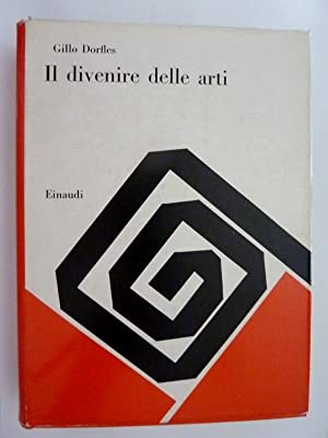 IL DIVENIRE DELLE ARTI: Gillo Dorfles
