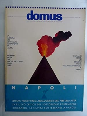 DOMUS Montly Review of Architecture Interiors Design Art - 681 Maggio 1987