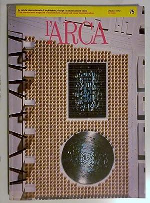 L'ARCA La rivista internazionale di Architettura, Design: AA.VV.