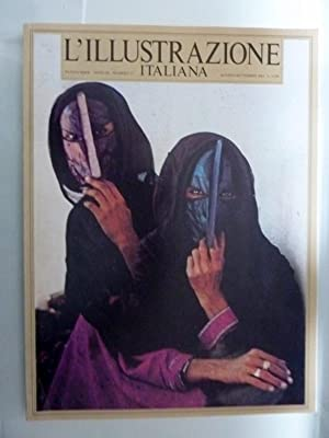 L'ILLUSTRAZIONE ITALIANA Anno III n.° 12 Agosto: AA.VV.