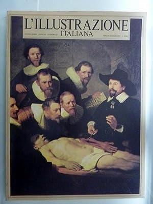 L'ILLUSTRAZIONE ITALIANA Anno III n.° 10 Aprile: AA.VV.