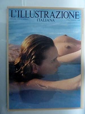 L'ILLUSTRAZIONE ITALIANA Anno CXV Luglio 1987: AA.VV.