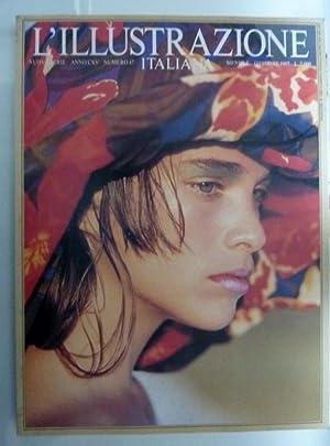 L'ILLUSTRAZIONE ITALIANA Anno 116° Nuova Serie N.°: AA.VV.