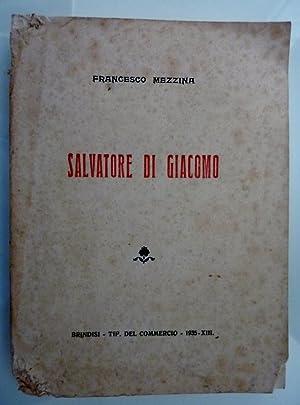 SALVATORE DI GIACOMO: Francesco Mezzina