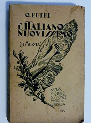 L'ITALIANO NUOVISSIMO ( IL MESSIA ) Con: Omero Petri