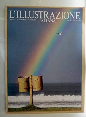 L'ILLUSTRAZIONE ITALIANA Anno 117° Nuova Serie Numero: AA.VV.