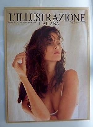 L'ILLUSTRAZIONE ITALIANA Anno 116° Nuova Serie Numero: AA.VV.