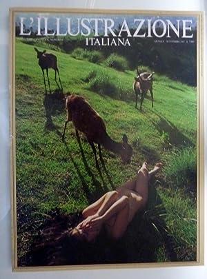L'ILLUSTRAZIONE ITALIANA Nuova Serie Anno CXV Numero: AA.VV.