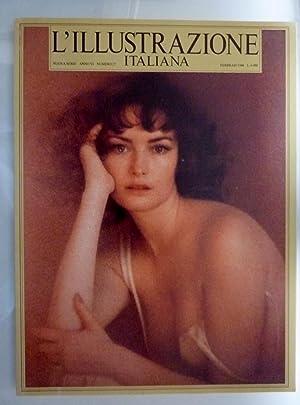 L'ILLUSTRAZIONE ITALIANA Nuova Serie Anno VI Numero: AA.VV.