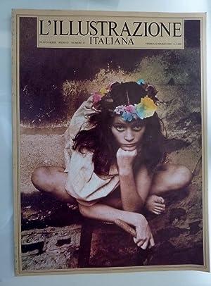 L'ILLUSTRAZIONE ITALIANA Nuova Serie Anno IV Numero: AA.VV.