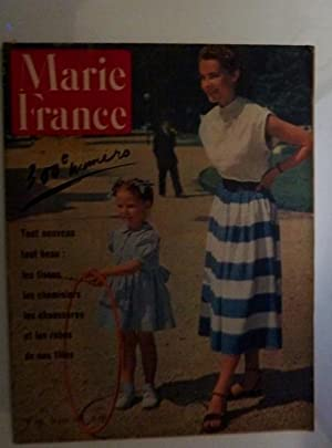 MARIE FRANCE n.° 300 28 Aout 1950