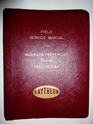 FIELD MANUAL FOR PATHFINDERS RADAR 1400 SERIES