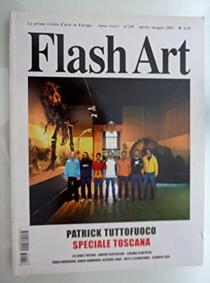 FLASH ART n.° 239 Aprile - Maggio: AA.VV.
