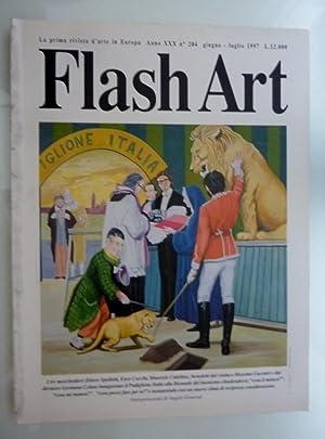 FLASH ART Anno XXX n.° 204 Giugno: AA.VV.
