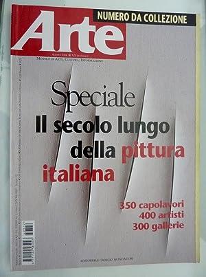 ARTE Numero 372 Agosto 2004 NUMERO SPECIALE: AA.VV.