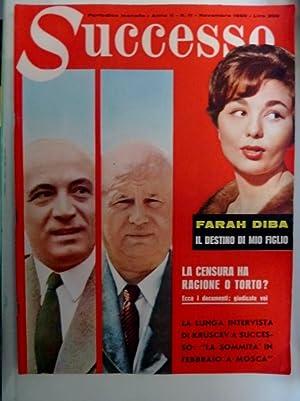 SUCCESSO Periodico mensile Anno II n.° 11: AA.VV.