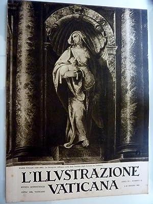L'ILLUSTRAZIONE VATICANA Rivista quindicinale Anno VI -: AA.VV.