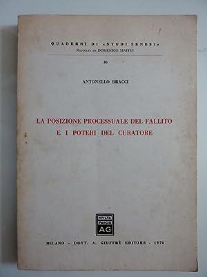 Quaderni di Studi Senesi, Raccolti da DOMENICO: Antonello Bracci