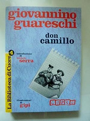 Biblioteca di CUORE, 4 - DON CAMILLO: Giovannino Guareschi