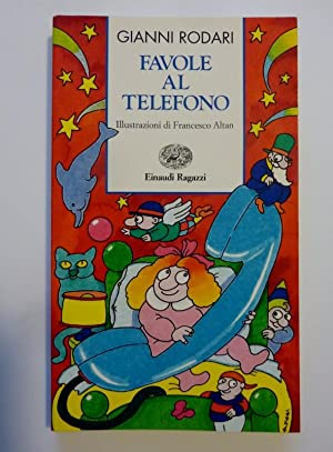 FAVOLE AL TELEFONO illustrazioni di Francesco Altan