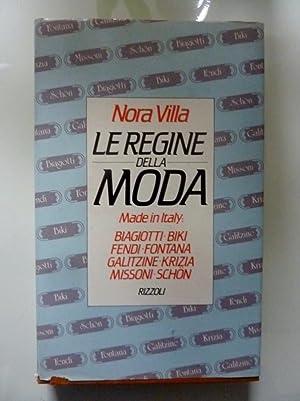 LE REGINE DELLA MODA Made in Italy: Nora Villa