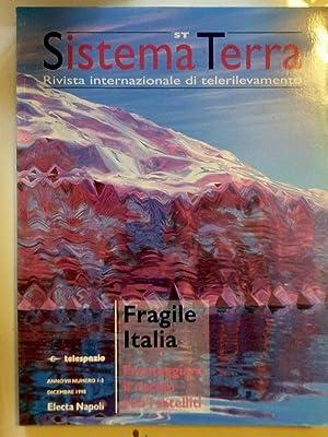 SISTEMA TERRA Rivista Internazionale di telerilevamento Anno: AA.VV.
