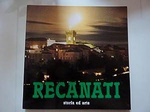 RECANATI Storia ed Arte: AA.VV.