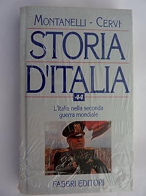 Storia d'Italia, 44 - L'ITALIA NELLA SECONDA: Indro Montanelli -