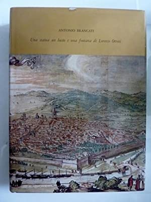 UNA STATUA UN BUSTO PER LA FONTANA: Antonio Brancati