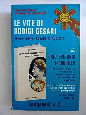 I Libri Pocket, Vol. 319 LE VITE: Caio Svetonio Tranquillo
