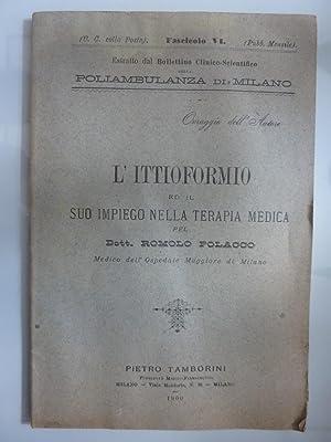 Estratto dal Bollettino Clinico - Scientifico POLIAMBULANZA: Dott. Romolo Polacco