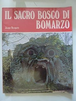 IL SACRO BOSCO DI BOMARZO: Jacopo Recupero