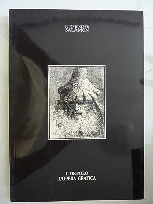 IL GABINETTO SALAMON - I TIEPOLO L'OPERA: Lorenza Salamon