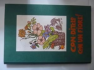 CONDITELO CON UN FIORE Ricette fiorite di: Mario De Filippis