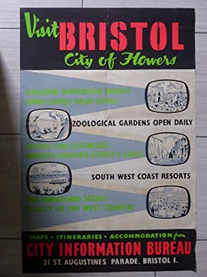 Visit BRISTOL City of Howers