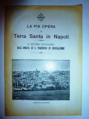 La Pia Opera di Terra Santa in: AA.VV.