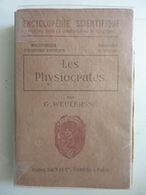 LES PHYSIOCRATES