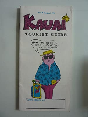 KAUI TOURIST GUIDE Vol. 4 August' 73
