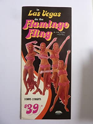 IN LAS VEGAS DO THE FLAMINGO FLING A HILTON HOTEL