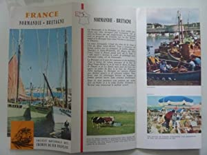 FRANCE NORMADIE - BRETAGNE SOCIETE' NATIONAL DE CHEMINS DE FER