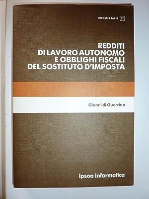 Collana Imposte e Tasse, n.° 37 -: Gianni Di Guerino
