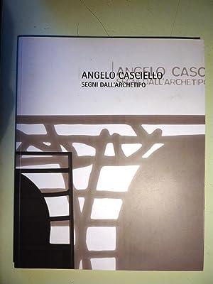 ANGELO CASCIELLO - I SEGNI DELL'ARCHETIPO, Cava: Ada Patrizia Fiorillo