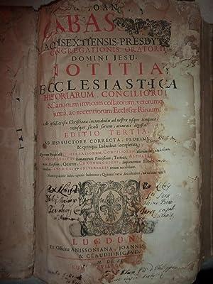 JOANNE CABASSUTH Aquisextensis Presbytero Congregationis Oratoris Domini: Joanne Cabassuth