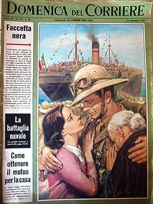 LA DOMENICA DEL CORRIERE, Settimanale del Corriere: AA.VV.