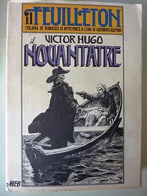IL FEUILLETON, Collana di Romanzi di Appendice: Victor Hugo