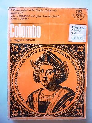 Collana I Protagonisti della Storia Universale n.° 17 COLOMBO di Ruggiero Romano; TASSO di ...
